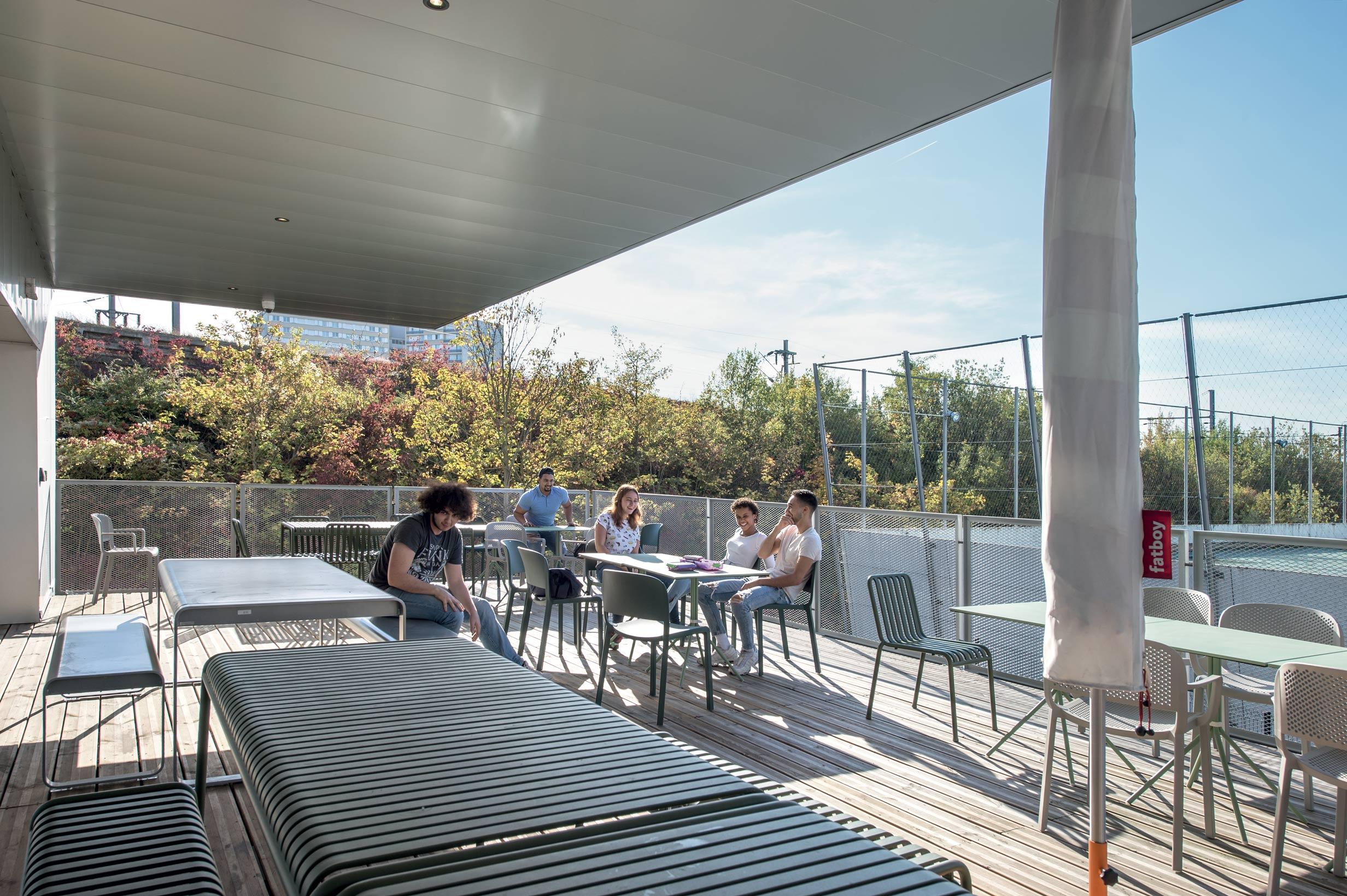 ynov paris campus ouvert