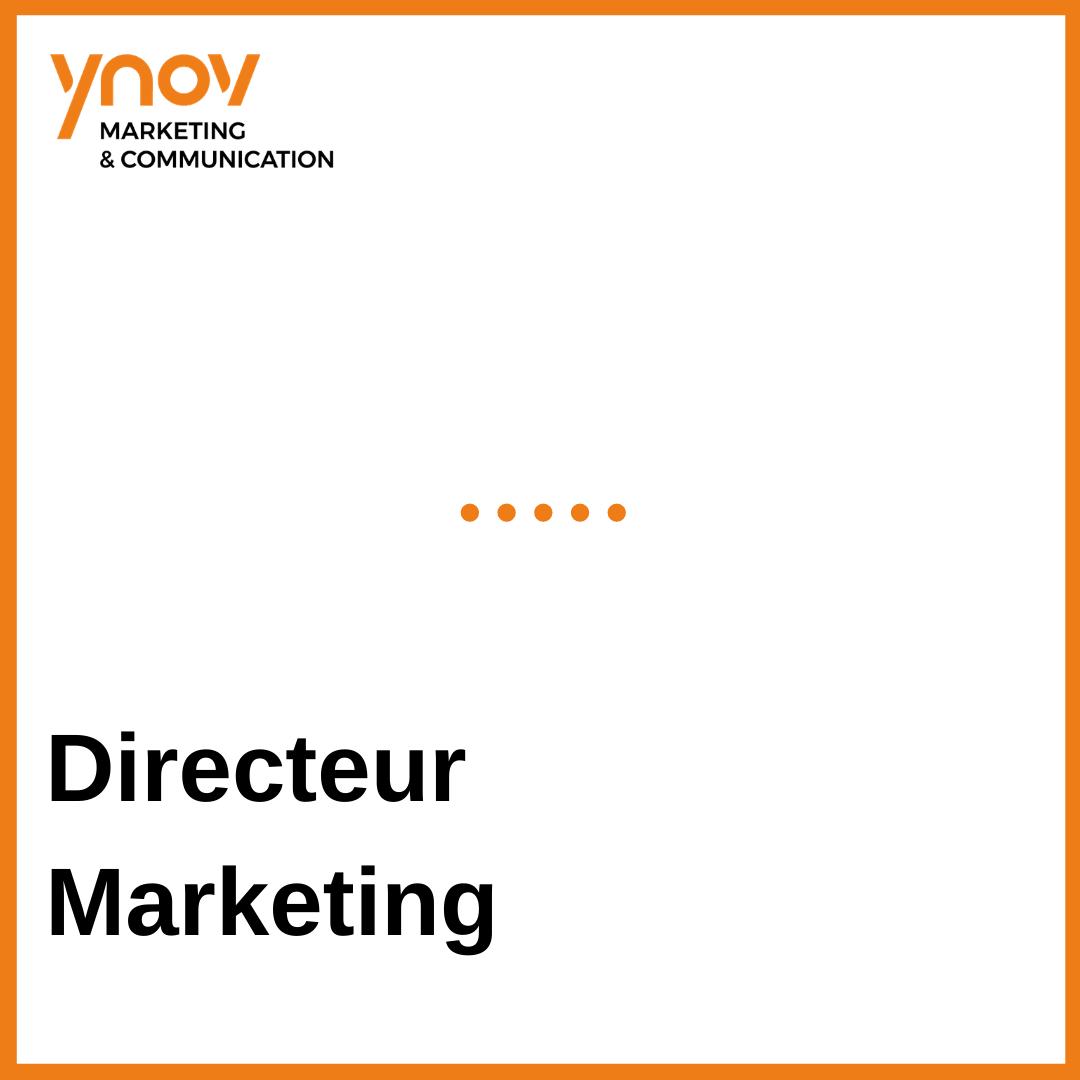 directeur marketing